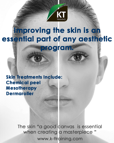 Chemical Peel Treatments and Courses